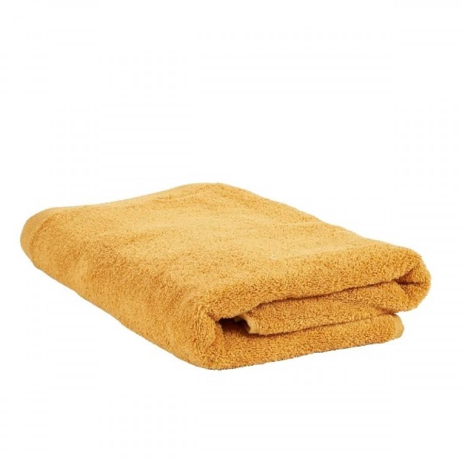 Bahne Original Økologiske Håndklæde Okker