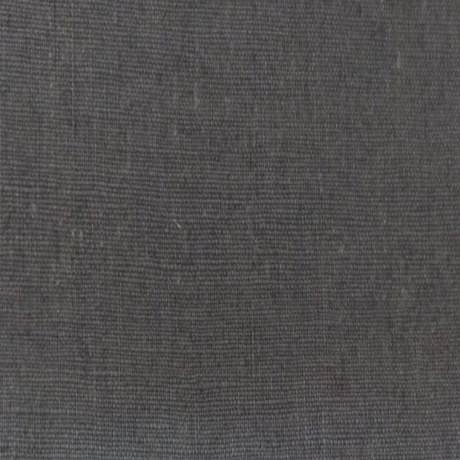 Hør Akryldug Elver Grå 140 cm Bred