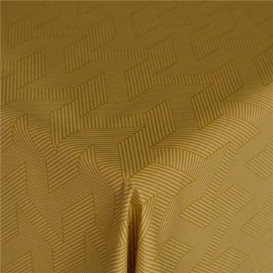Akryldug Flare Golden 140 cm Bred