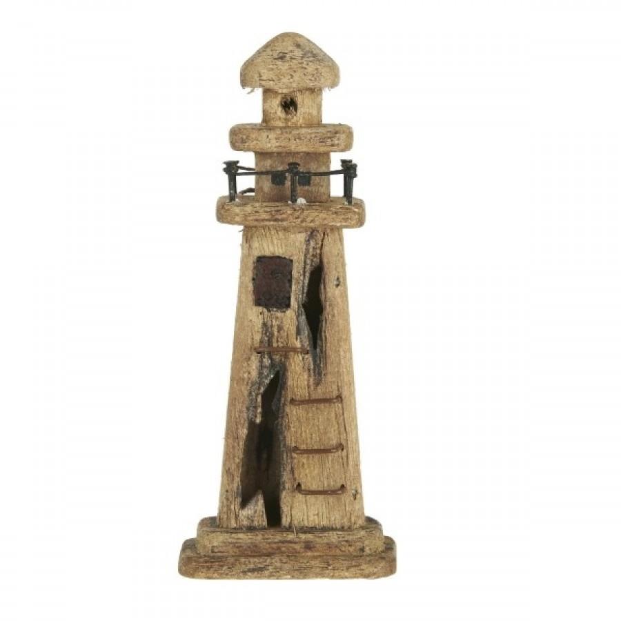Træ fyrtårn