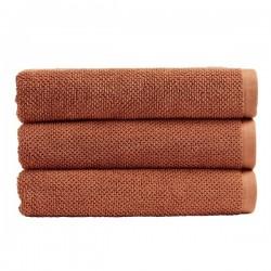 Christy Brixton Håndklæde Terracotta